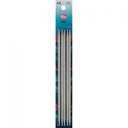 Prym P;5st Kousen Breinaalden 4.5mm 20cm