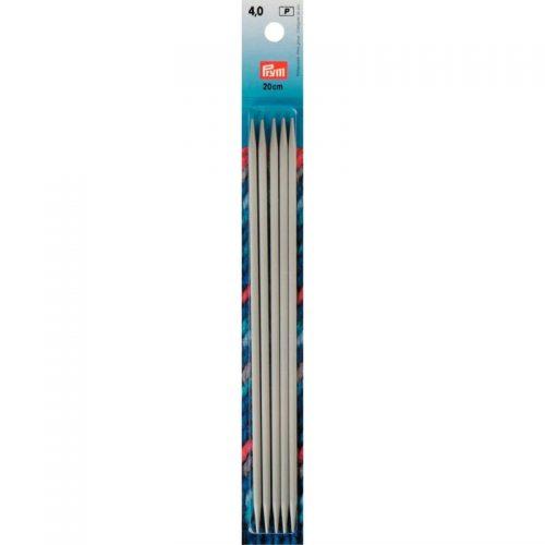 Prym P;5st Kousen Breinaalden 4mm 20cm
