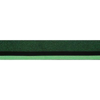 Elastisch Band/Boord 40mm Groen tinten-369