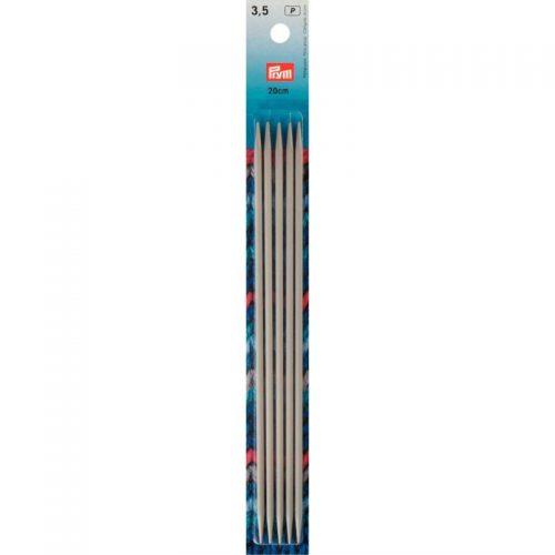 Prym P;5st Kousen Breinaalden 3.5mm 20cm