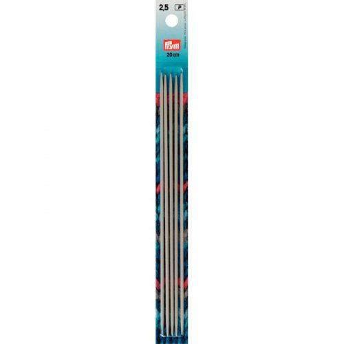 Prym P;5st Kousen Breinaalden 2.5mm 20cm