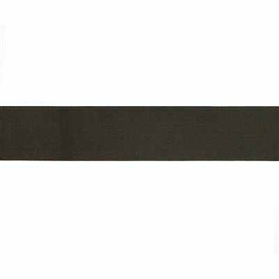 Elastisch Band/Boord 40mm Donker Bruin-881