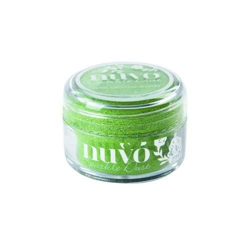 Nuvo Sparkle Dust Glitter Groen 15ml