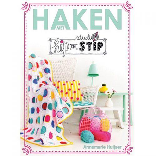 Boek;Haken met Studio Hip en Stip