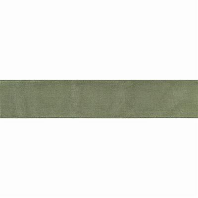Elastisch Band/Boord 40mm Olijf Groen-522