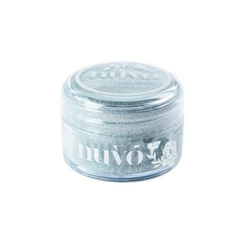 Nuvo Sparkle Dust Glitter Zilver 15ml