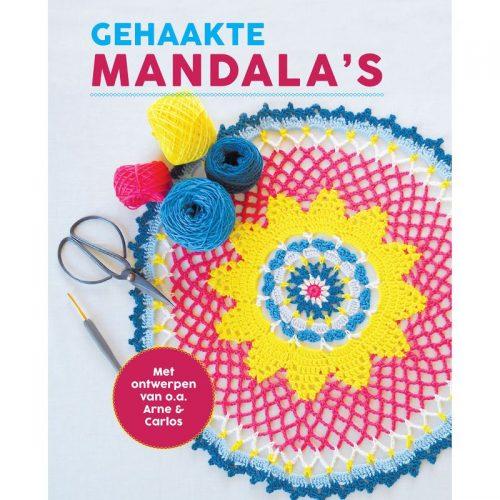 Boek;Gehaakte Mandala's