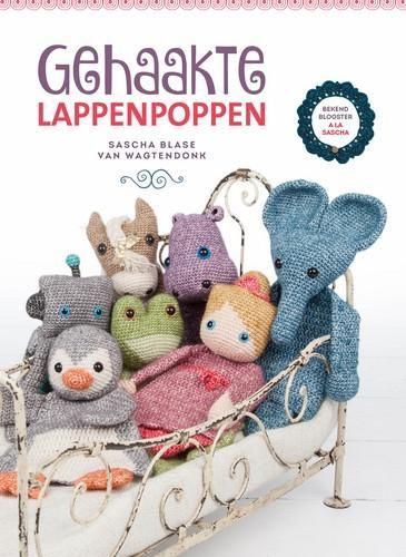 Boek;Gehaakte Lappenpoppen