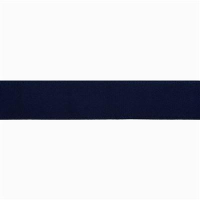 Elastisch Band/Boord 40mm Donker Blauw-210
