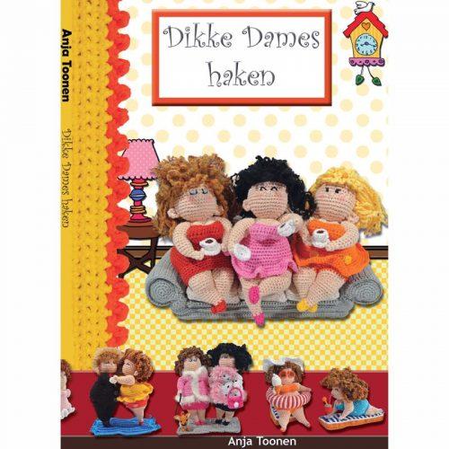 Boek;Dikke Dames Haken