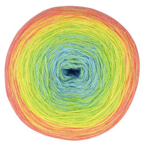 Durable Colourful Glam 200gr Regenboog Pastel-5018