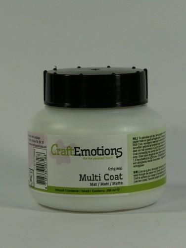 Multi Coat Mat 250ml