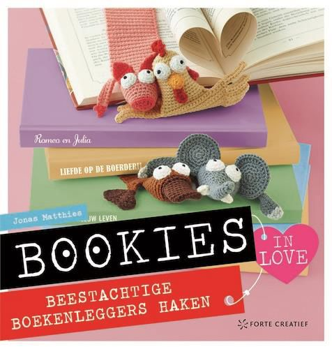 Boek;Bookies in Love