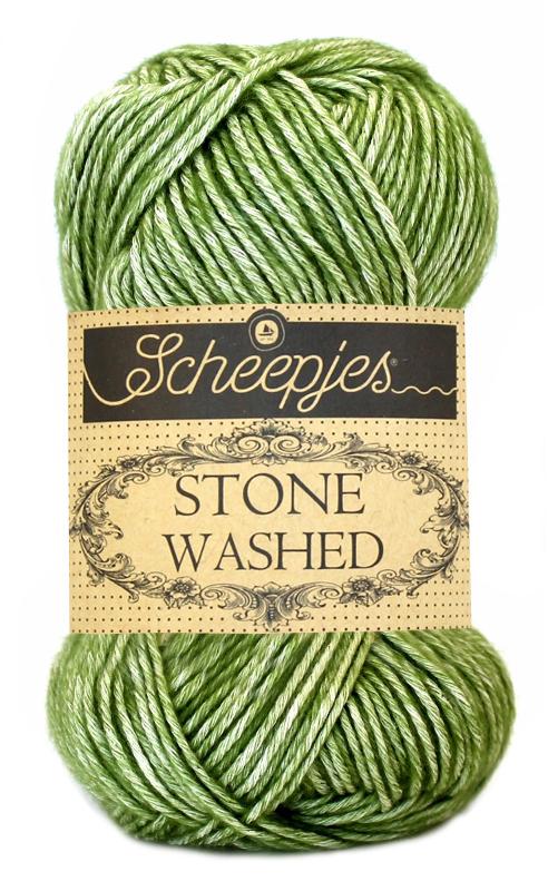 Wol;Stone Washed-806 Canada Jade