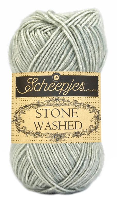 Wol;Stone Washed-814 Crystal Quartz