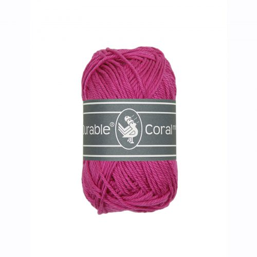 Durable Coral Mini Magenta-241