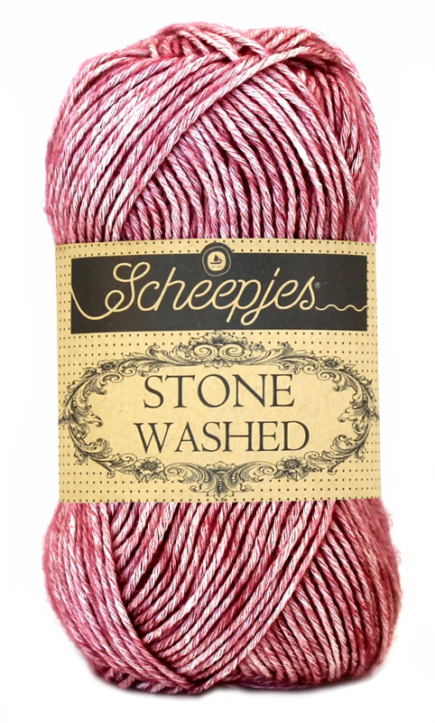 Wol;Stone Washed-808 Ruby