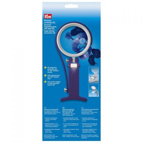 Prym TT;Loupe met LED Verlichting Blauw
