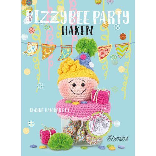 Boek;Bizzybee Party Haken (Scheepjes)