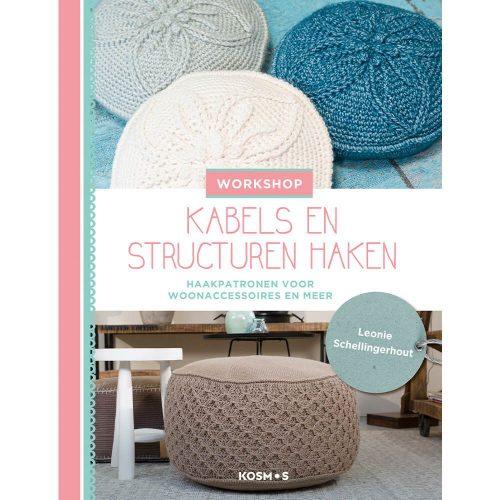 Boek;Kabels en Structuren haken (Scheepjes)