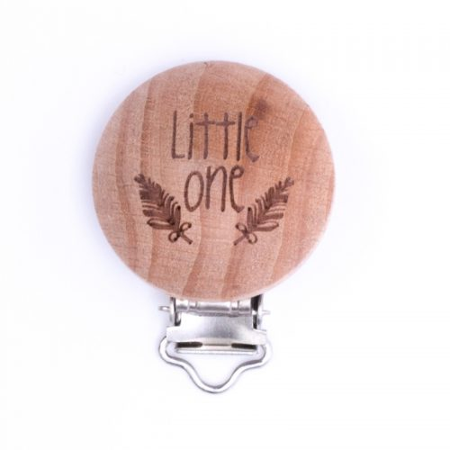 2st Speenclip Hout Little One