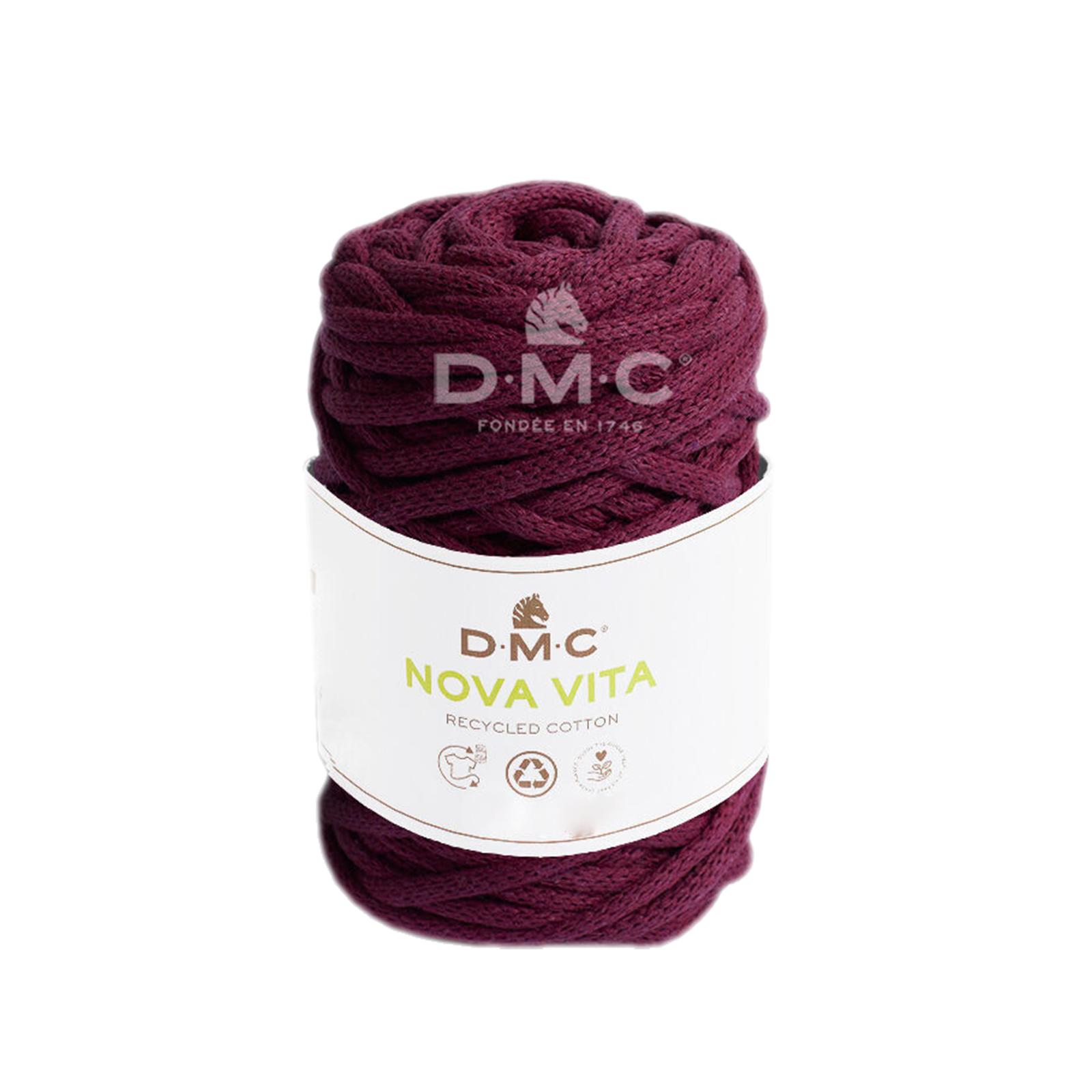DMC Nova Vita Bordeaux Rood-061