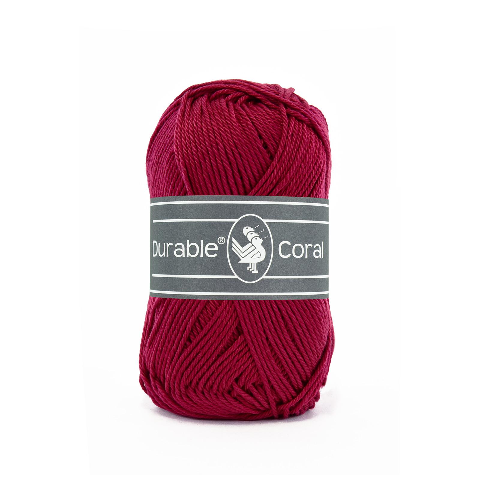 Durable Coral Bordeaux-222