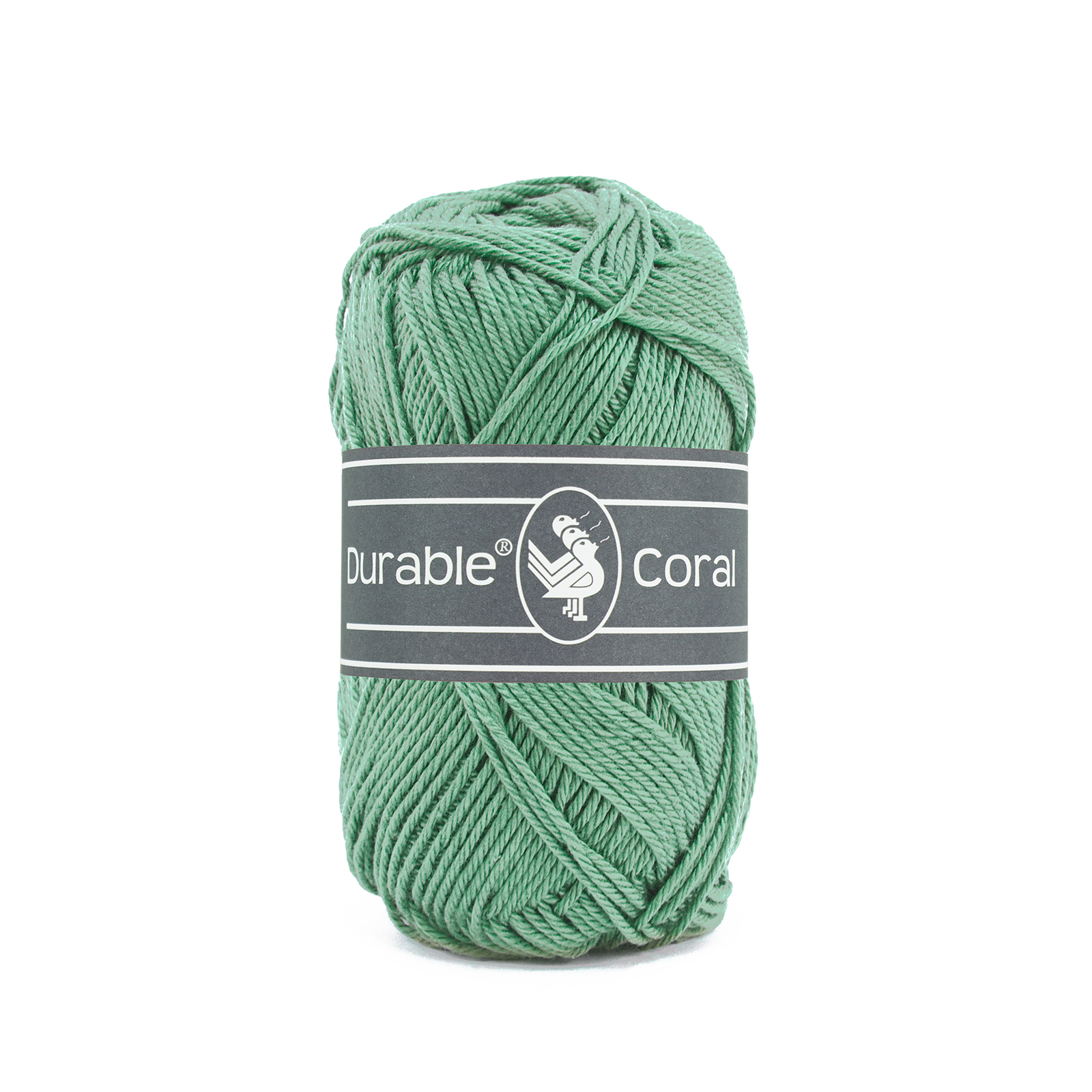 Durable Coral Donker Mint-2133