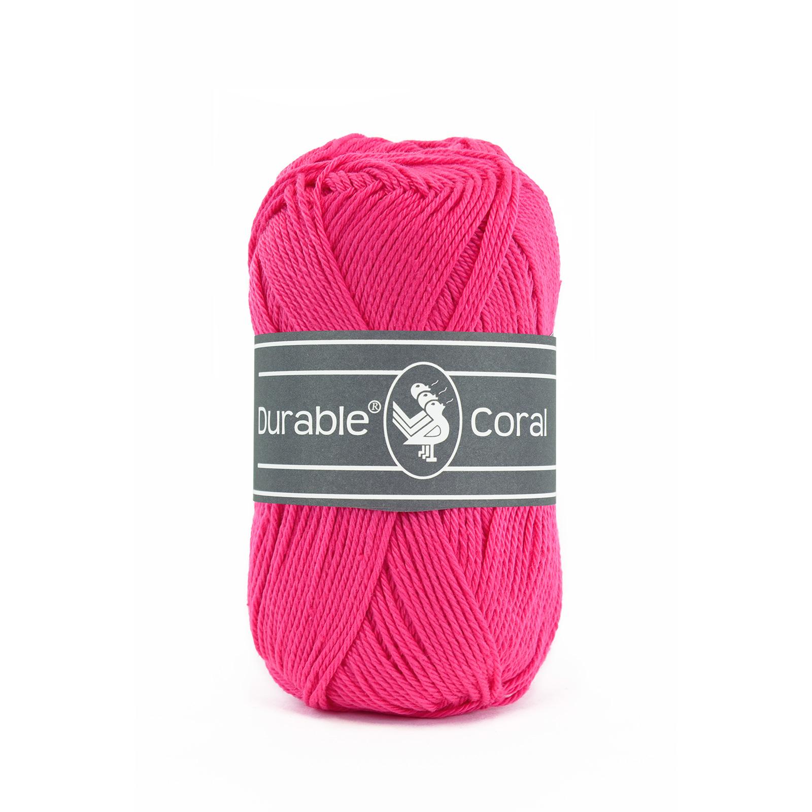 Durable Coral Fuchsia-236
