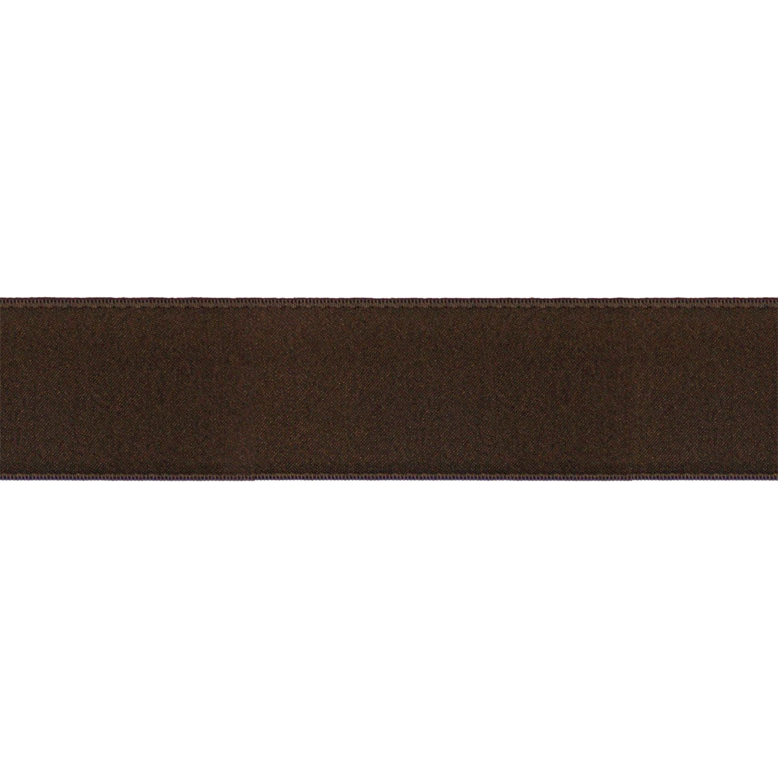 REStyle Satijnlint Donker Bruin-881