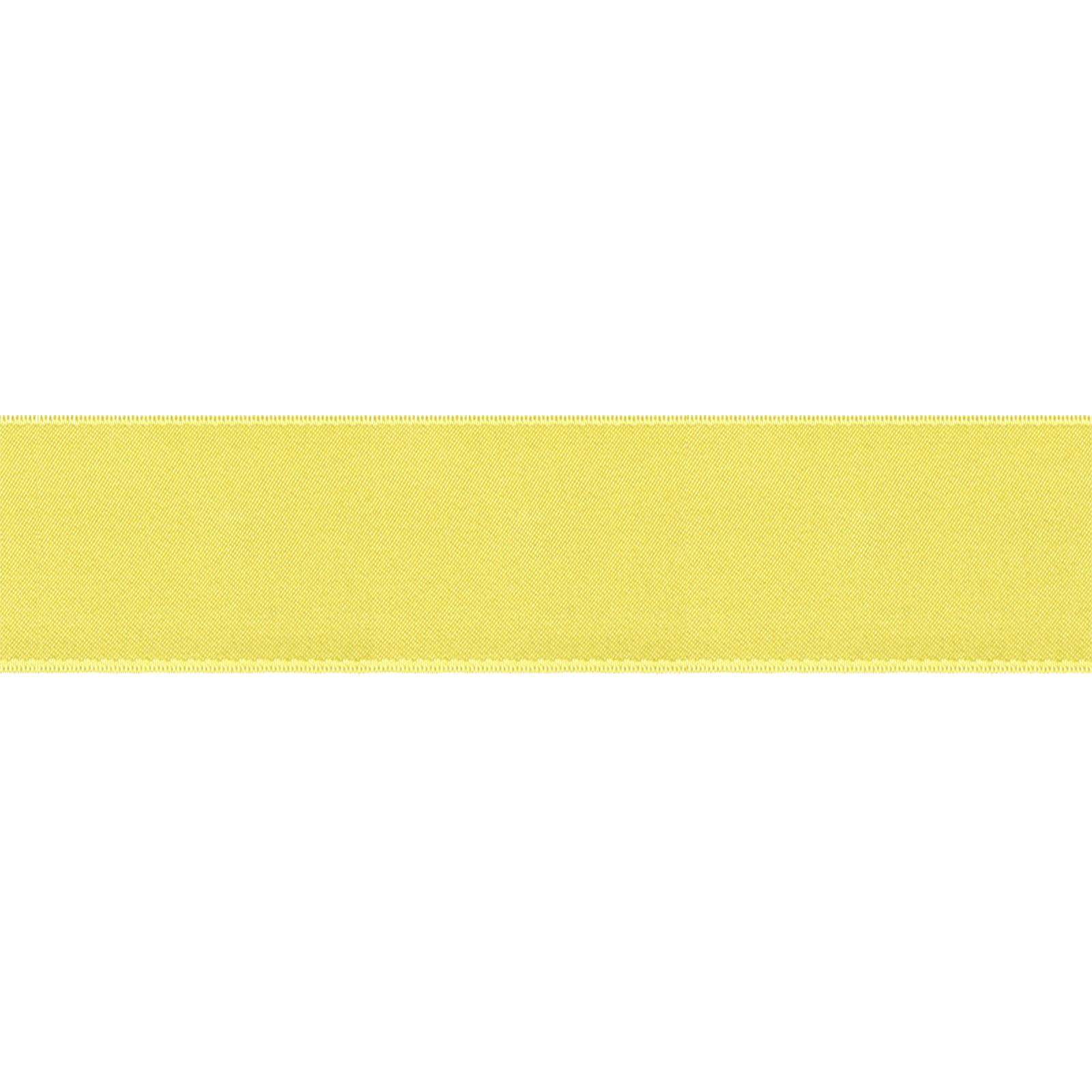 REStyle Satijnlint Licht Geel-607